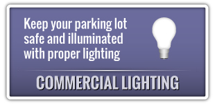 Keep your parking lot safe and illuminated with proper lighting | Commercial Lighting