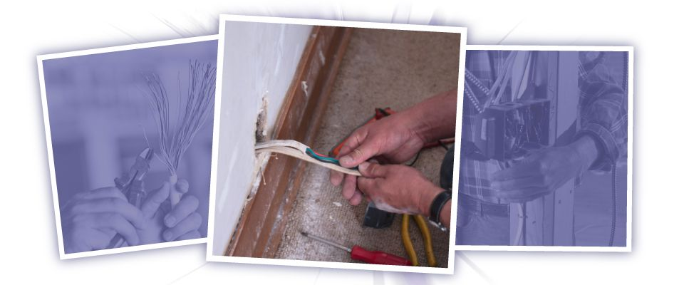 Installing outlet | electrician Burlington